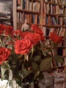 My Valentine's Day flowers 2009